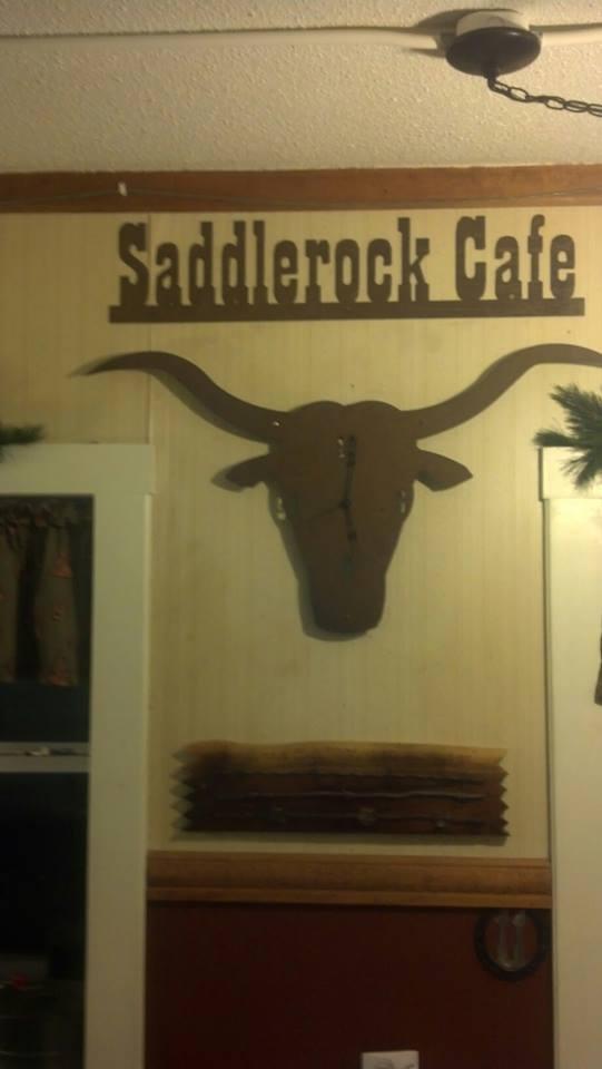 4.) Saddlerock Cafe (Council Grove)