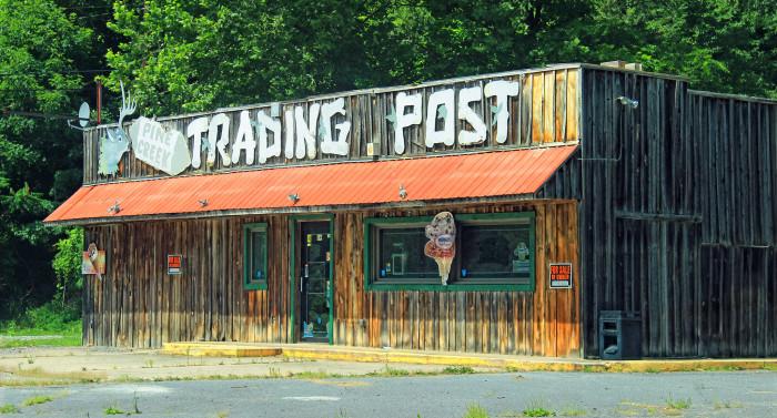 11. Pine Creek Trading Post, Watson,