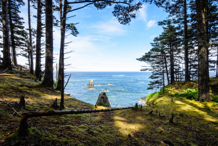 8) Kodiak Island