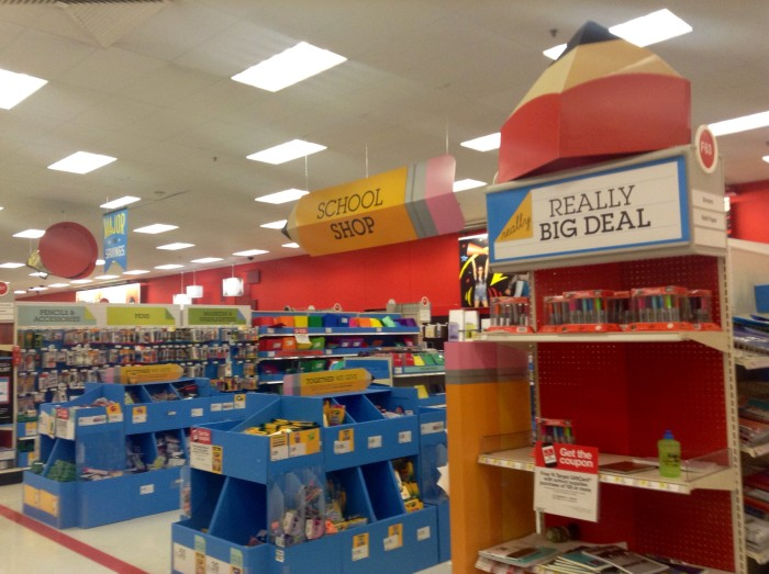 4. All the stores look something like this.