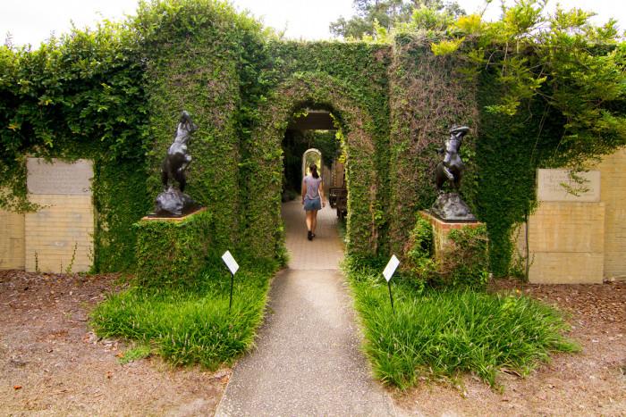 4. Brookgreen Gardens, Murrells Inlet