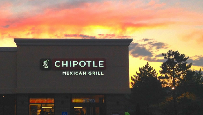 12.) We gave the world Chipotle...