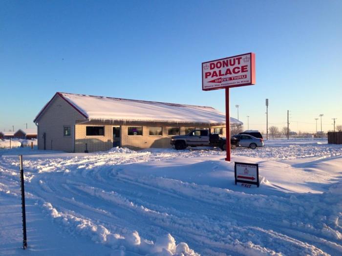 15. Donut Palace, Kirksville