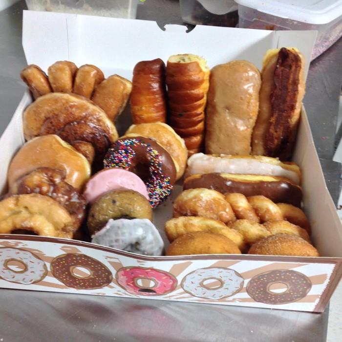 15.2. Donut Palace