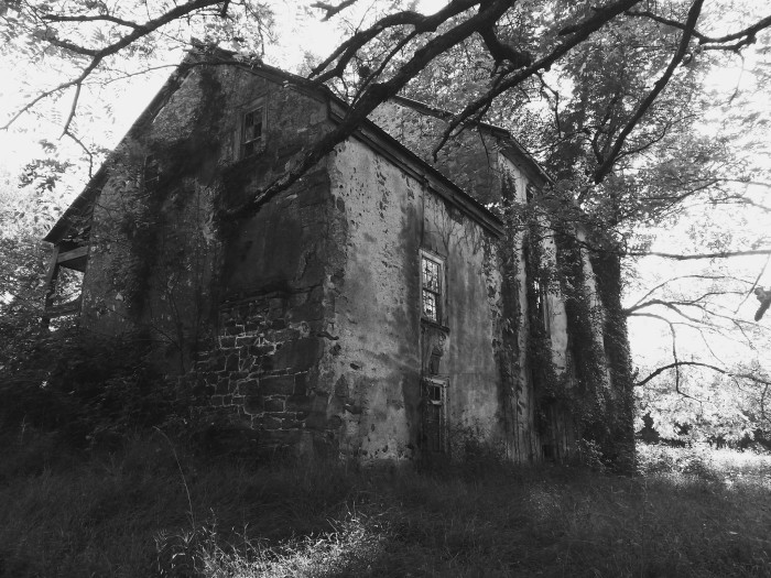 7. An Abandoned Old Home In Washington Township