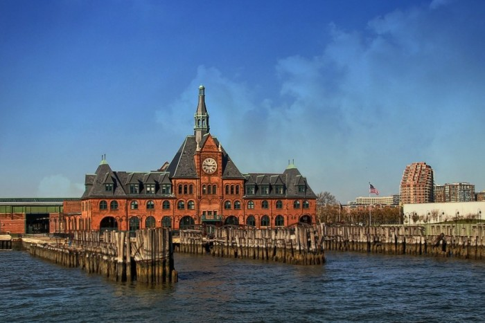 4. Been on a class trip to Ellis Island, which we all know is part of Jersey.