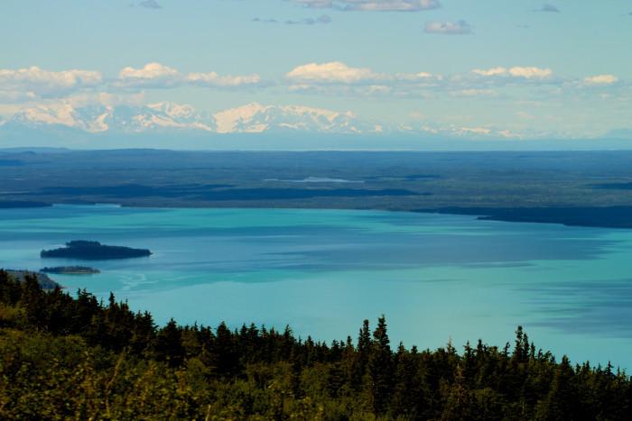9) Skilak Lake