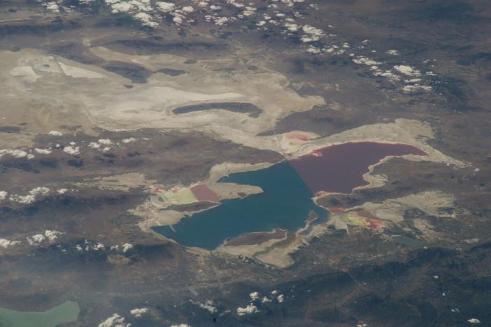 1) Great Salt Lake