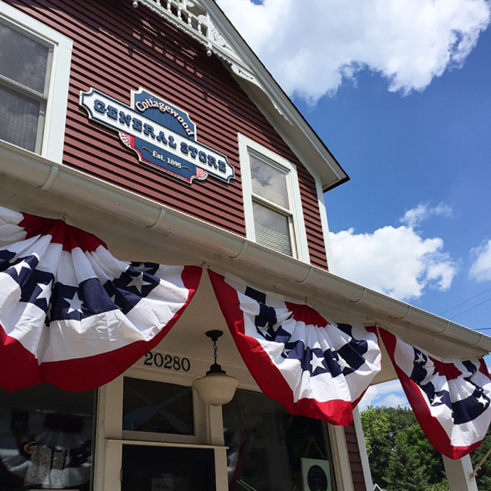 1. The Cottage wood General Store, Deephaven