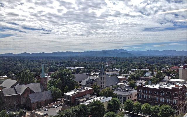 2. Asheville