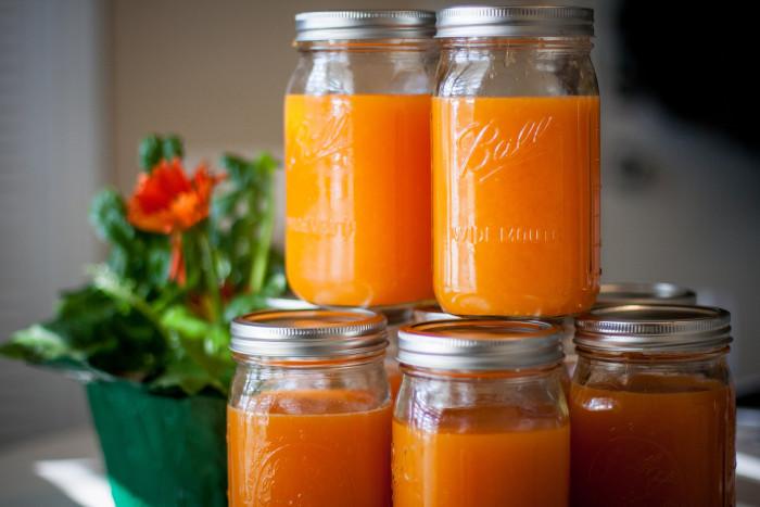 1. Fresh-Squeezed Orange Juice