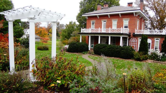 6) Dawes Arboretum Garden (Newark)