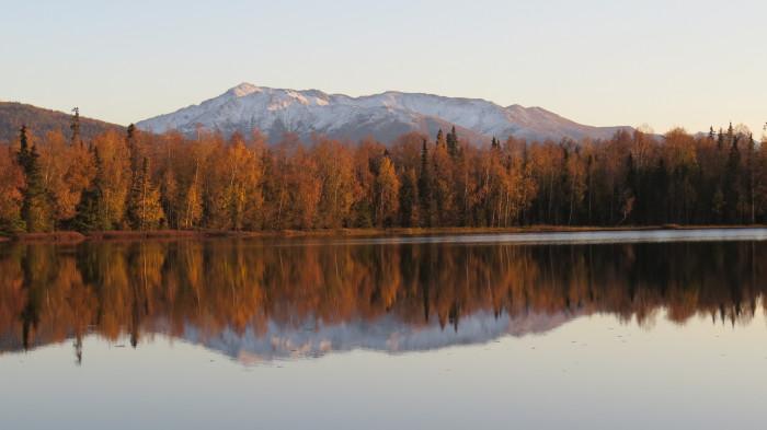 10) Psalm Lake