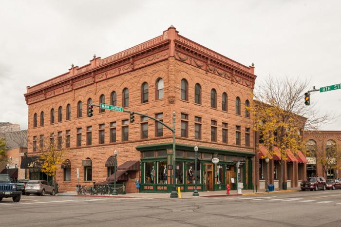 4.) Safest Town on the Western Slope -- Durango (Population: 17,303)