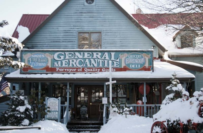 9. Fred's General Mercantile, Beech Mountain
