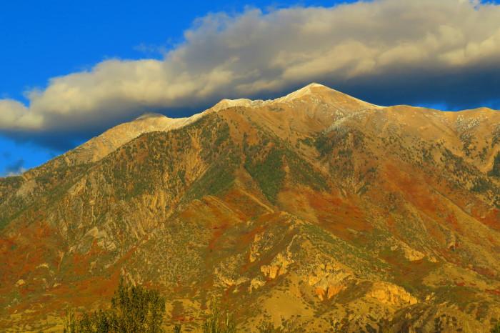14) Mount Nebo