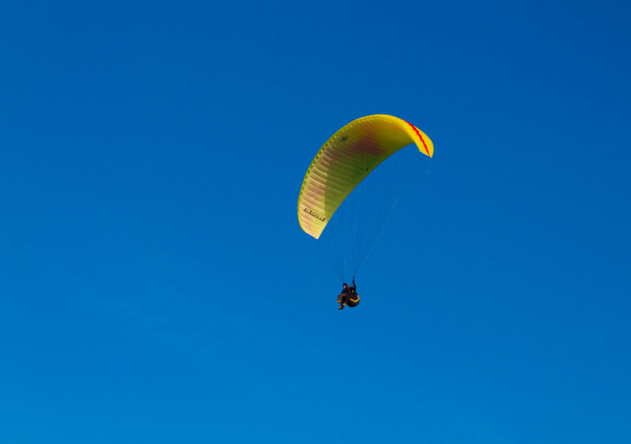 6. Paragliding