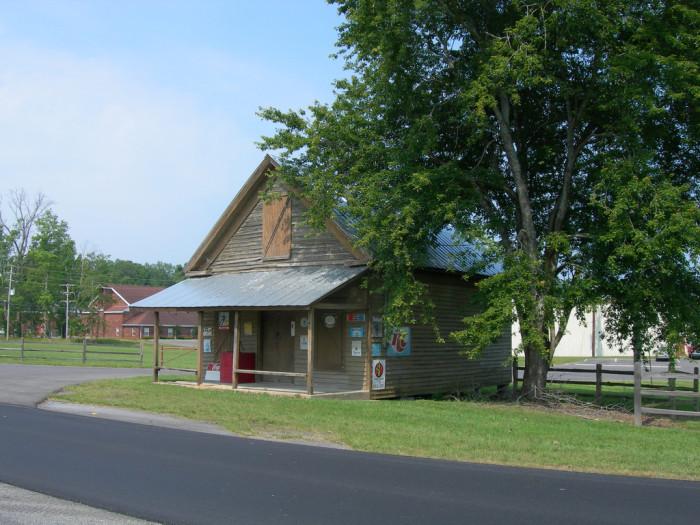 5. Dawnville Georgia General Store (location unknown)