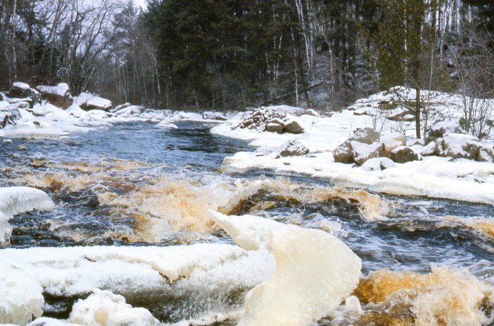 7. We also have some amazing rivers free from crowds!