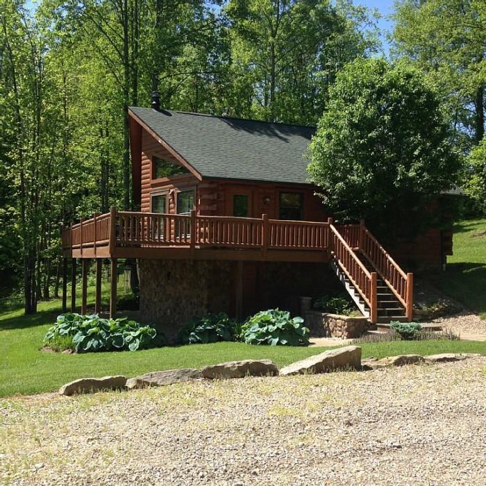 10. Deersville Cabin (Deersville)