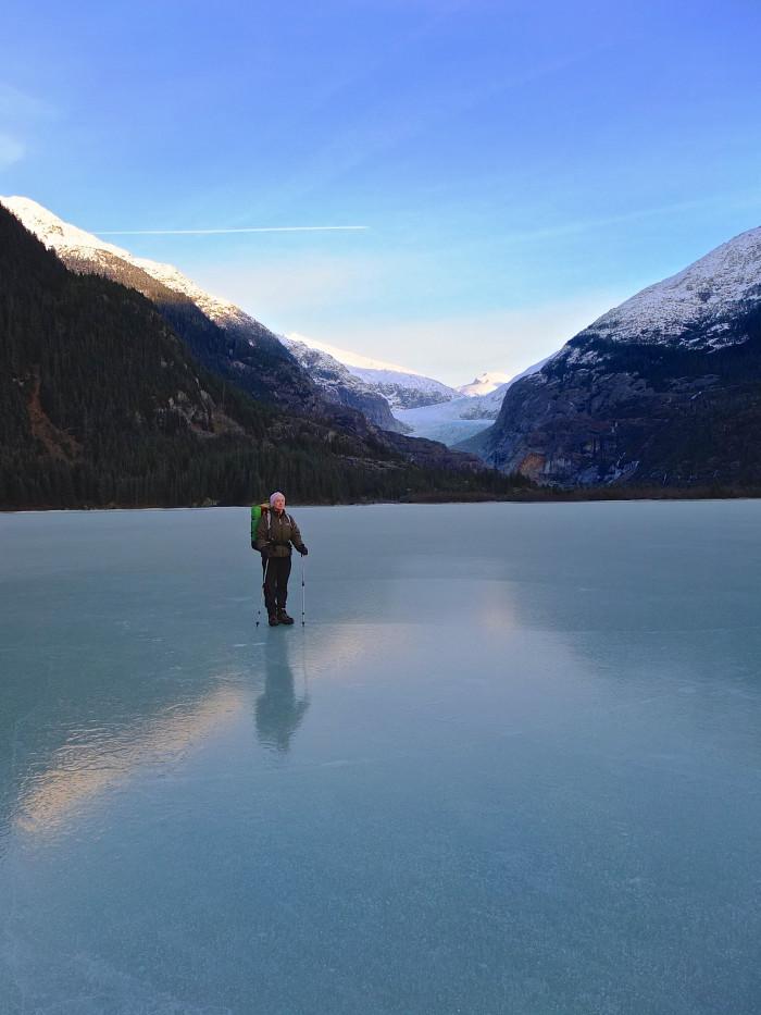 3) Eagle Lake