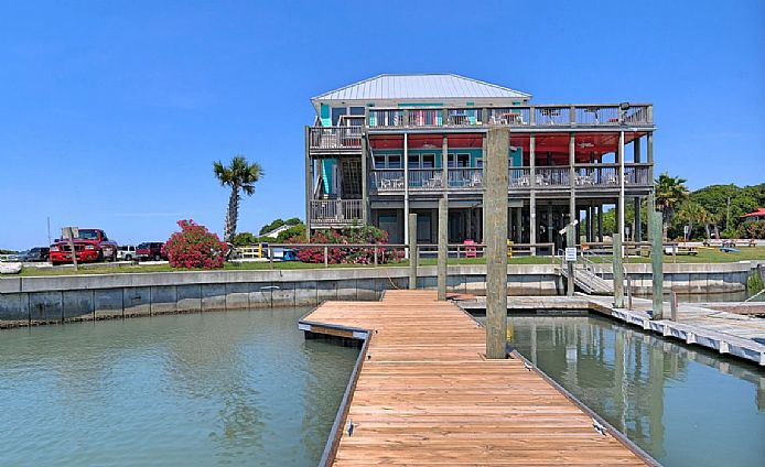 3. Inlet View Bar and Grill,  Shallotte