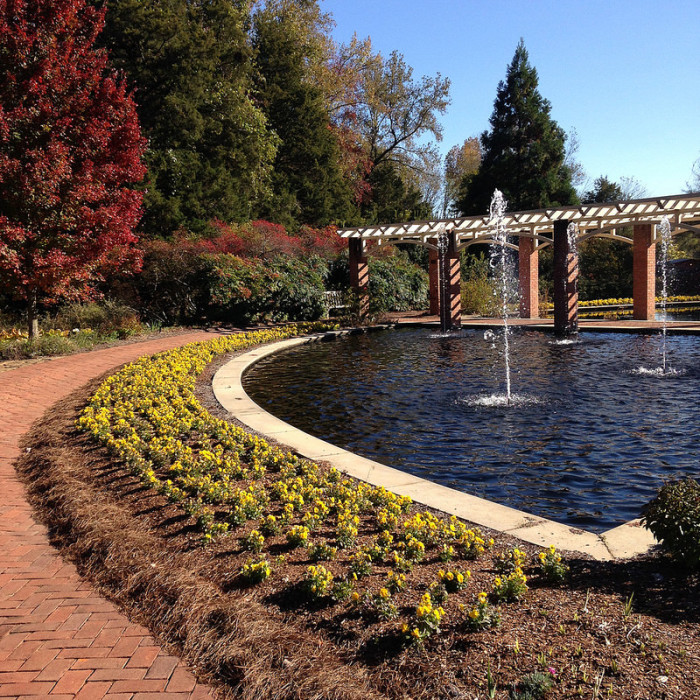 Huntsville Botanical Garden   Huntsville  ALThe 10 Most Beautiful Gardens In Alabama. Mobile Alabama Botanical Gardens. Home Design Ideas