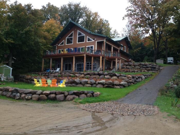 13. Majestic Lake Home near Annandale.