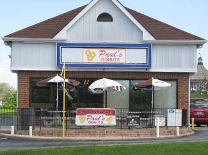 16.Paul's Donuts & Ice Cream, St. Peters