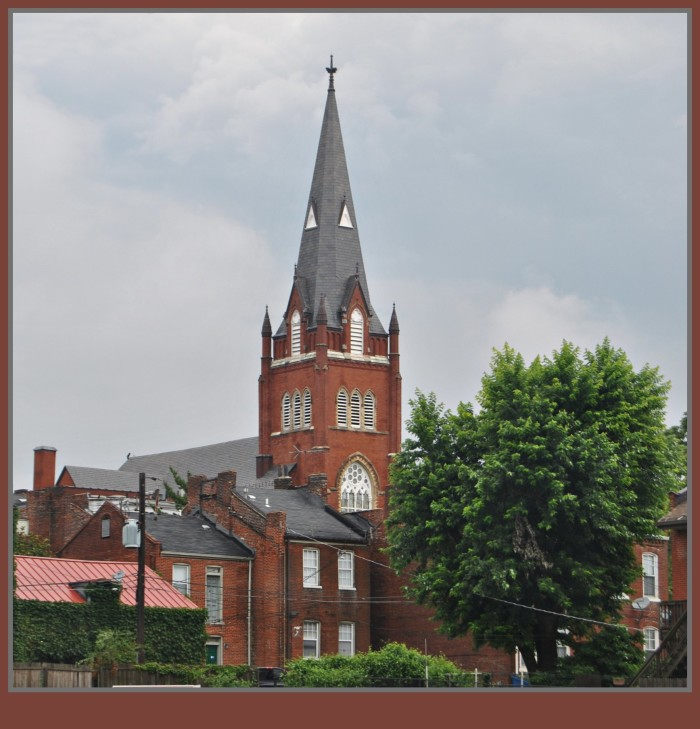 16. Trinity Lutheran Church