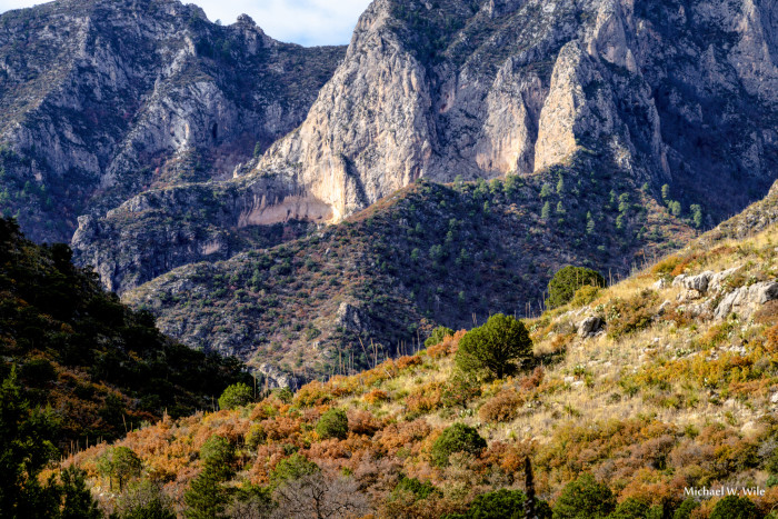 5) Guadalupe Mountains National Park