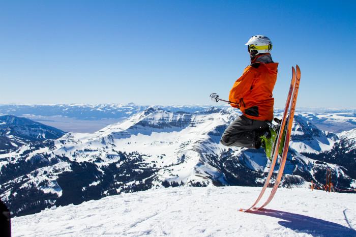 7) Ski or Snowboard Instructor