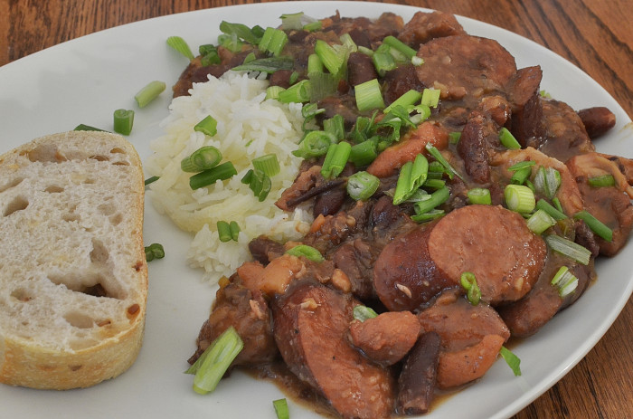 9) Red Beans and Rice