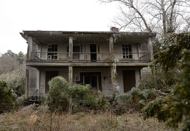 13. 'Abandoned Antebellum'