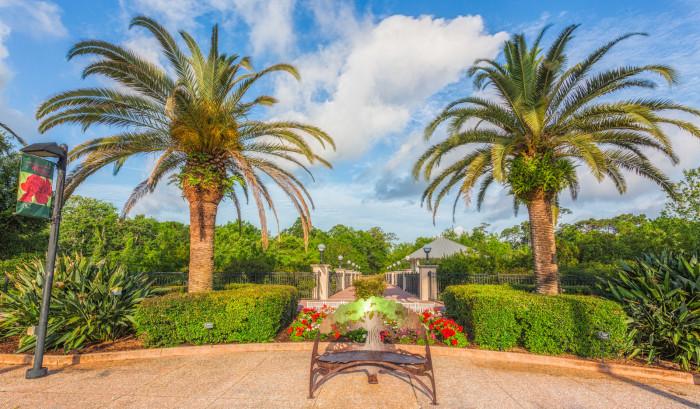 13. The Florida Botanical Gardens
