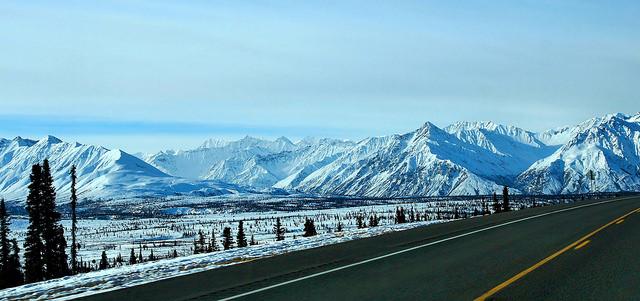 12. Alaska