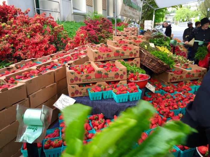 10) Stock up on fresh produce