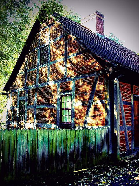 11. Old Salem, Winston-Salem