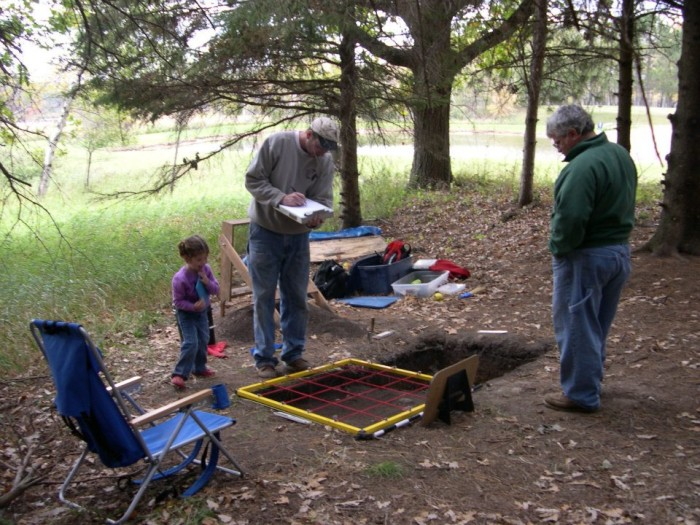 3. Mille Lacs Kathio State Park - Petaga Point is the place where possible prehistoric home sites were discovered along with a plethora of stone spear points, stone tools and copper tools.