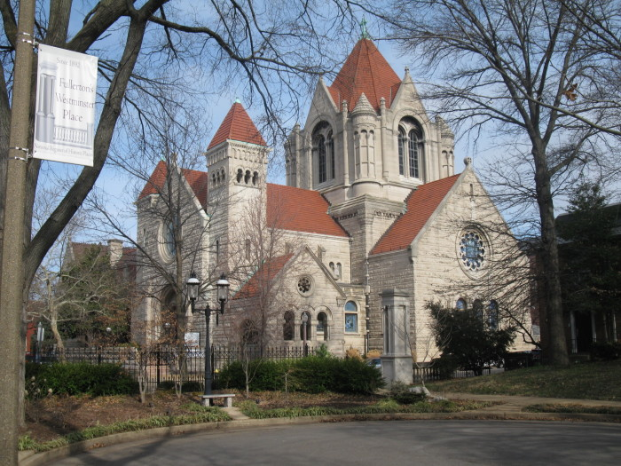 19. 2nd Presbyterian Church, St. Louis