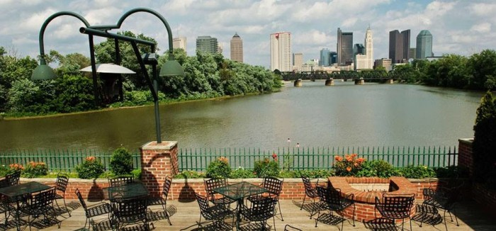 4. The Boat House at Confluence Park (Columbus)