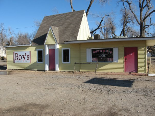 7.) Roy's Hickory Pit BBQ (Hutchinson)