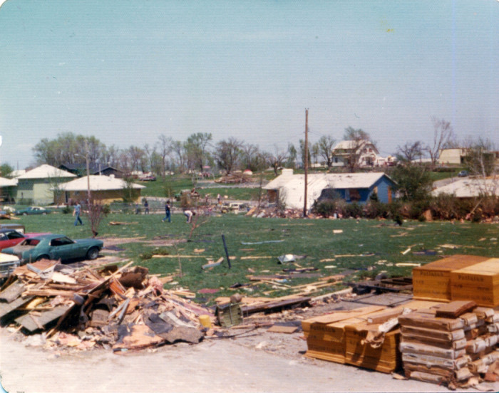 5. The 1975 Omaha Tornado