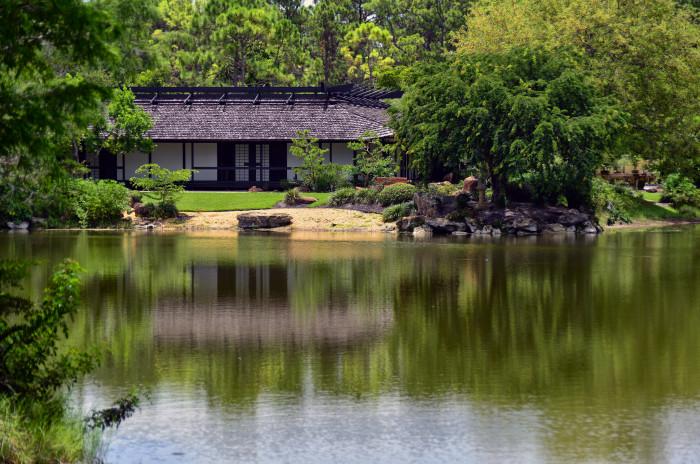 10. Morikami Museum and Japanese Gardens