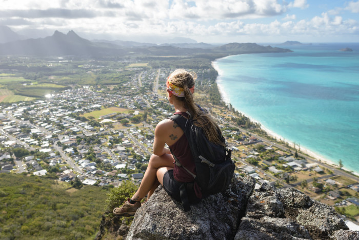 2) The Aloha State is the healthiest state in America according to the private poll America's Health Rankings, and has been in the top six since the rankings began in 1990.