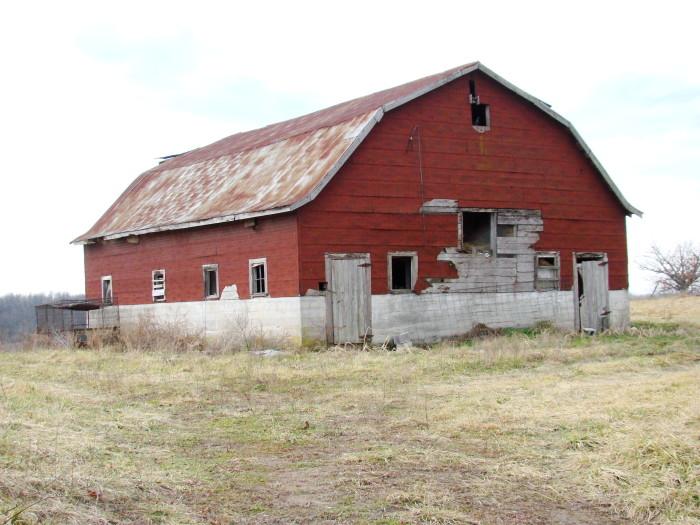 2. McCord Bend, Galena