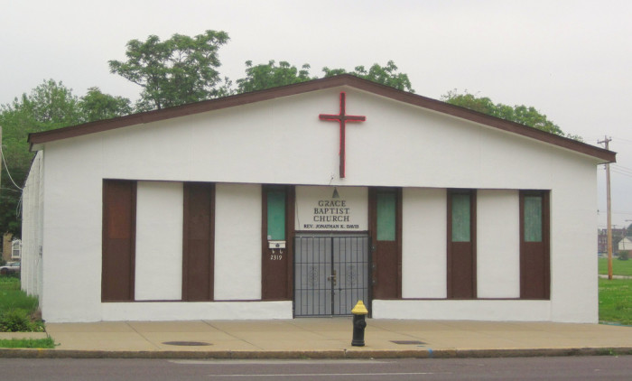 20. Grace Baptist Church