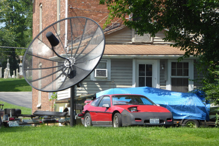 5) Huge Satellite Dishes Changed the Lives of Rural Utah Kids
