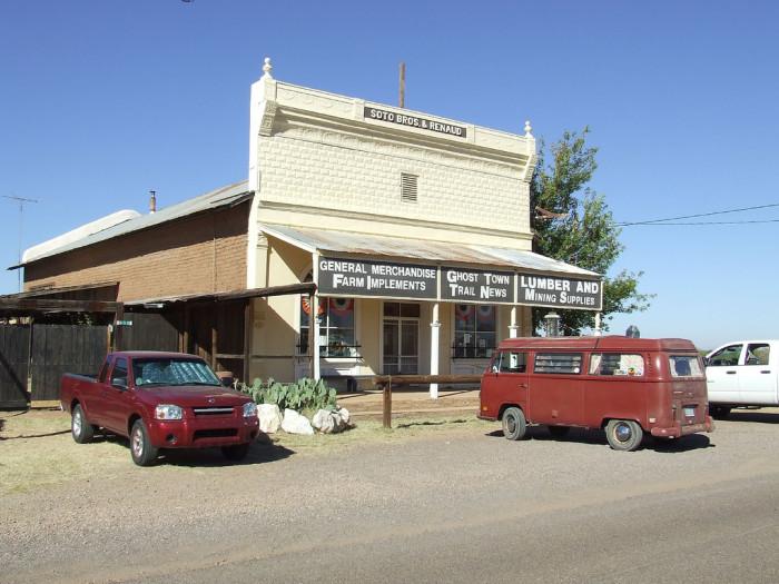 9. Pearce General Store, Pearce