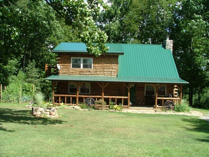 5. Possum Lodge Cabin (Freeport)